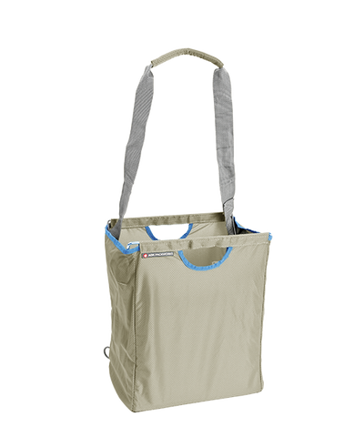 Light Gray Packbasket w/ Shoulder strap