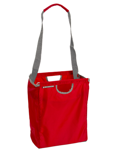 Red Packbasket w/ Strap