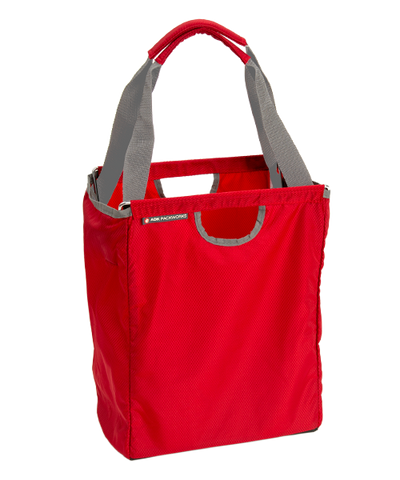 Red Packbasket w/ Straps