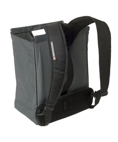Charcoal Gray Backpack Bundle