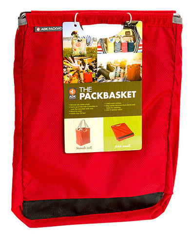 Red Packbasket