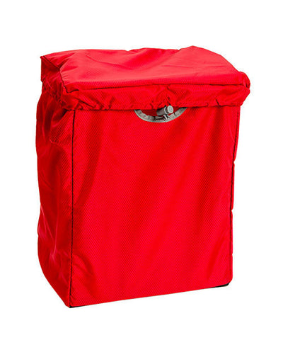 Red Packbasket w/ Lid