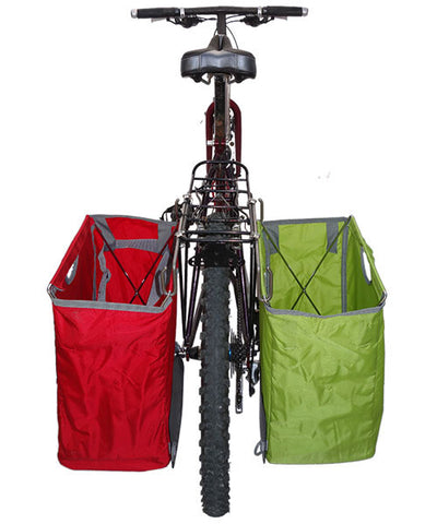Red Pannier Bundle