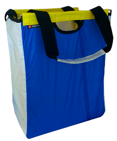 Spinnaker Bag blue and yellow