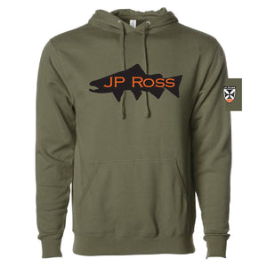 Open image in slideshow, the Rambler TROUT Hoodie