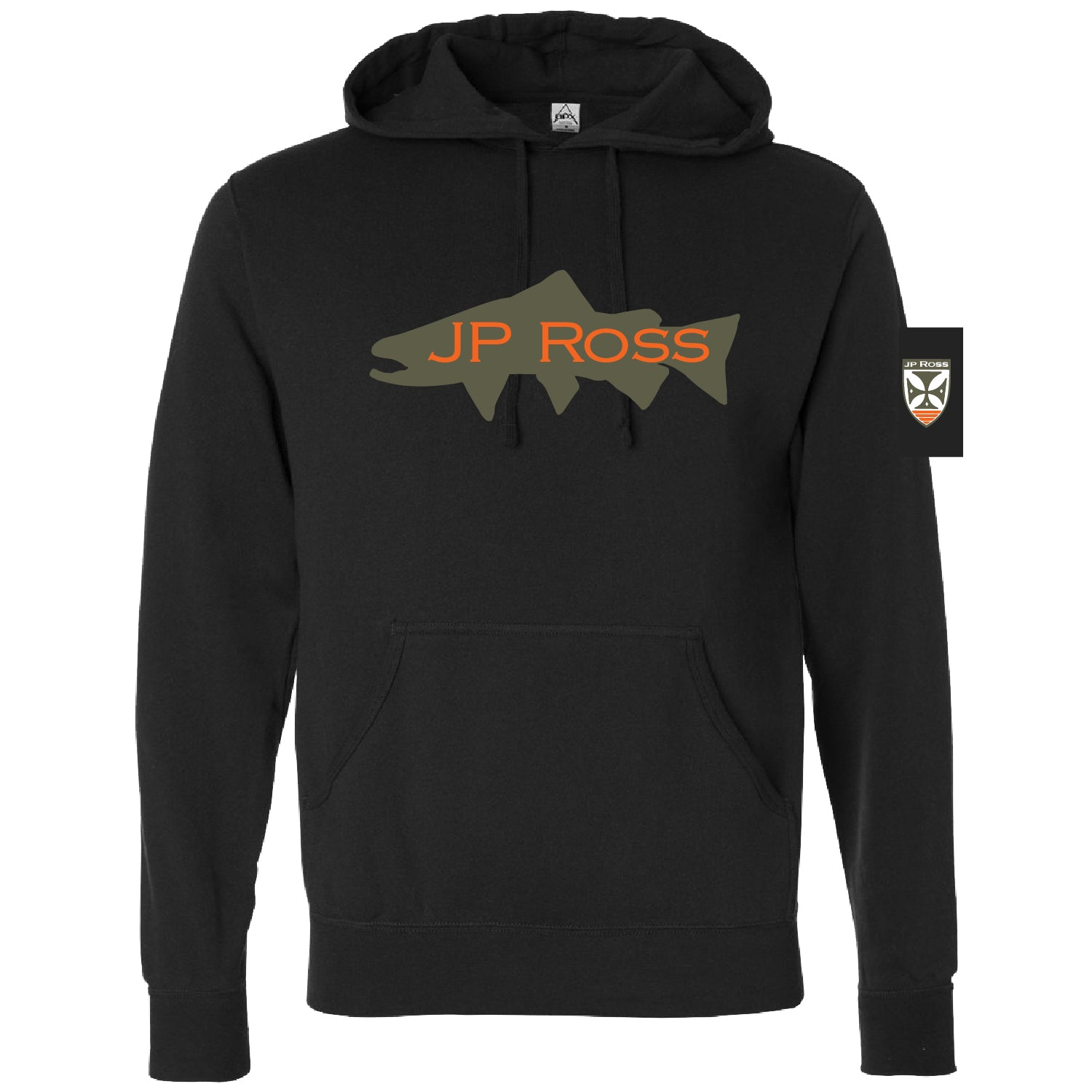 the Rambler TROUT Hoodie