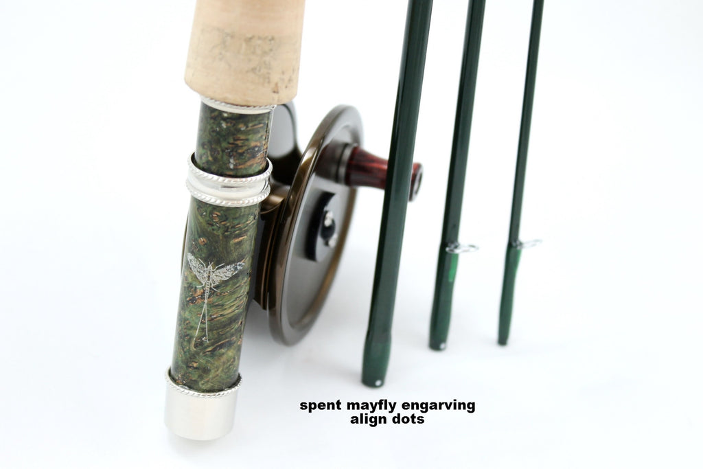 "Beaver Meadow Custom Rod Builder 5' thru 7'9"", 2 thru 4 weight"