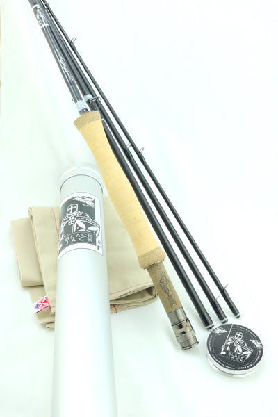 "2020 Black Jack Wild Card 6'11"" #4-5 weight 4 piece Carbon Glass Hybrid"