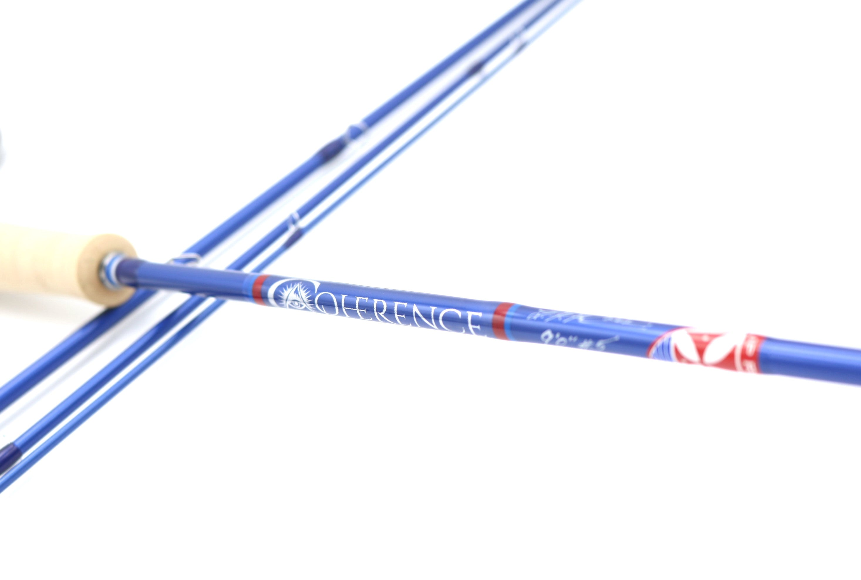 Coherence plus 9 foot 4 piece fast action
