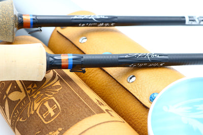 "Black Jack Wild Card 6'11"" #4-5 weight Copperline Combo"