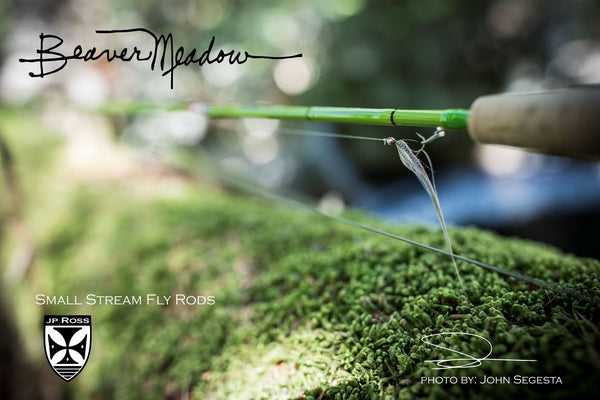 Beaver Meadow Small Stream Fly Rods – JP Ross Fly Rods & Co