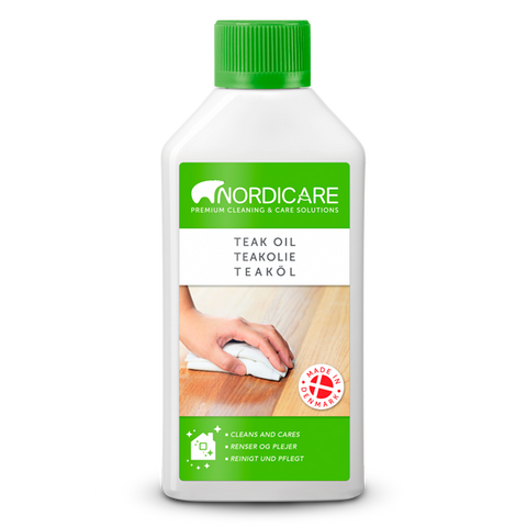Nordicare Teak Oil - 250ml