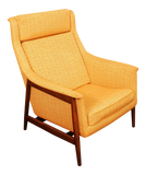 Folk Ohlsson for Dux Lounge Chair