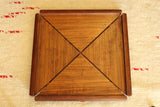 Early Dansk Rare Woods Mutenye Tray by Quistgaard