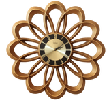 Burwood Atomic Arabesque Wall Clock