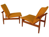 Finn Juhl Japan Chairs