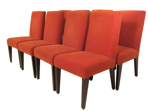Set of 8 Modern Dining Chairs