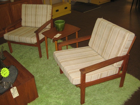 Eillersen Lounge Chairs