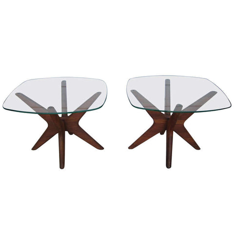 Adrian Pearsall for Craft Associates Sculptural Base Coffee and End Tables