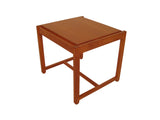 Danish Teak Convertible Stool Table by O. D. Mobler for Domus Danica