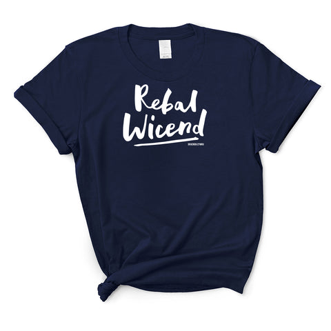 Rebal Wicend Welsh T-shirt