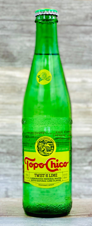 Topo Chico artesian waters