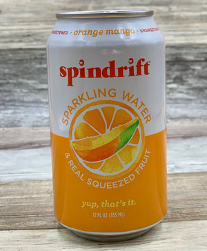 Spindrift sparkling waters