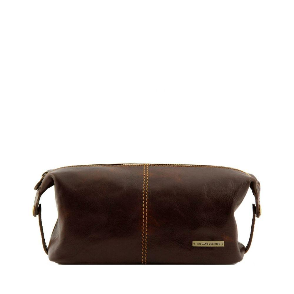 Genuine Leather Toiletry Bags