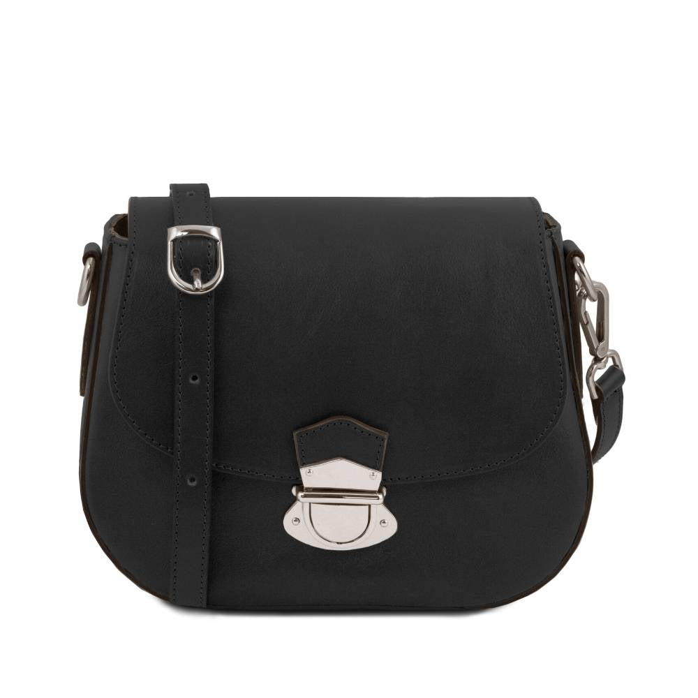 TL NEOCLASSIC TL141517 Black Saddle Bag
