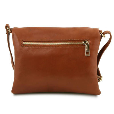TL YOUNG LEATHER SHOULDER BAG