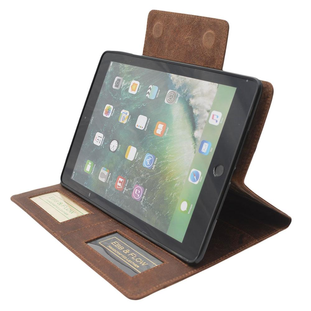 iPAD Genuine Leather Case Leather iPad Case EBB & FLOW