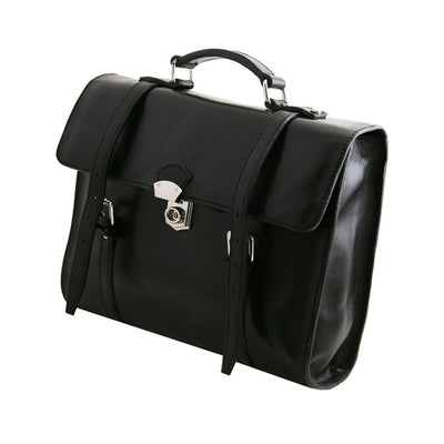 Viareggio Laptop Bag Leather Laptop Bag TUSCANY LEATHER