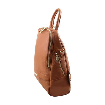 TL Women's Backpack Leather Backpack TUSCANY LEATHER