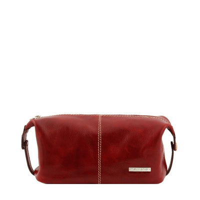 Roxy Toiletry Bag Leather Toiletry Bag TUSCANY LEATHER