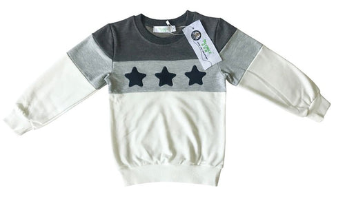 Family Matching Embroidery Star Outfit