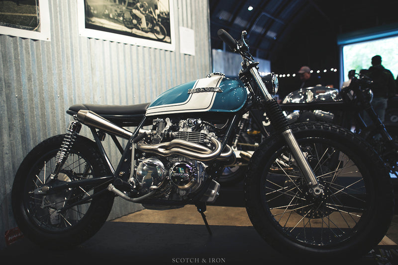 CB550 Scrambler – The Fever Dream that Never Was