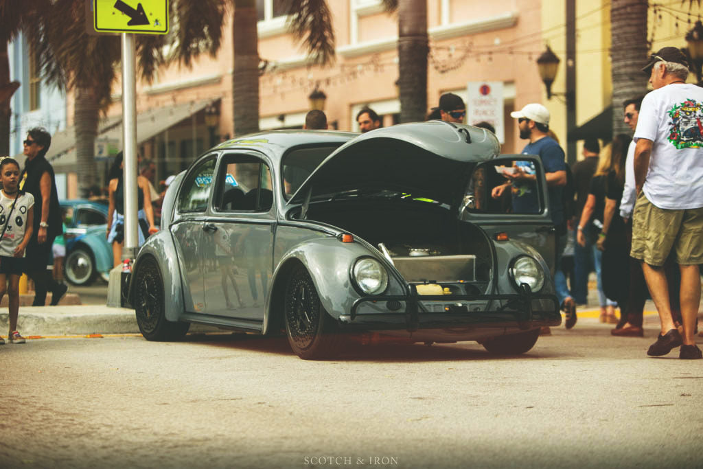 custom vw beetle bug volksblast miami 2018