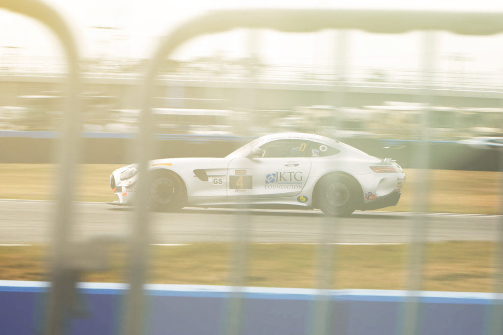 mercedes gt4 at daytona