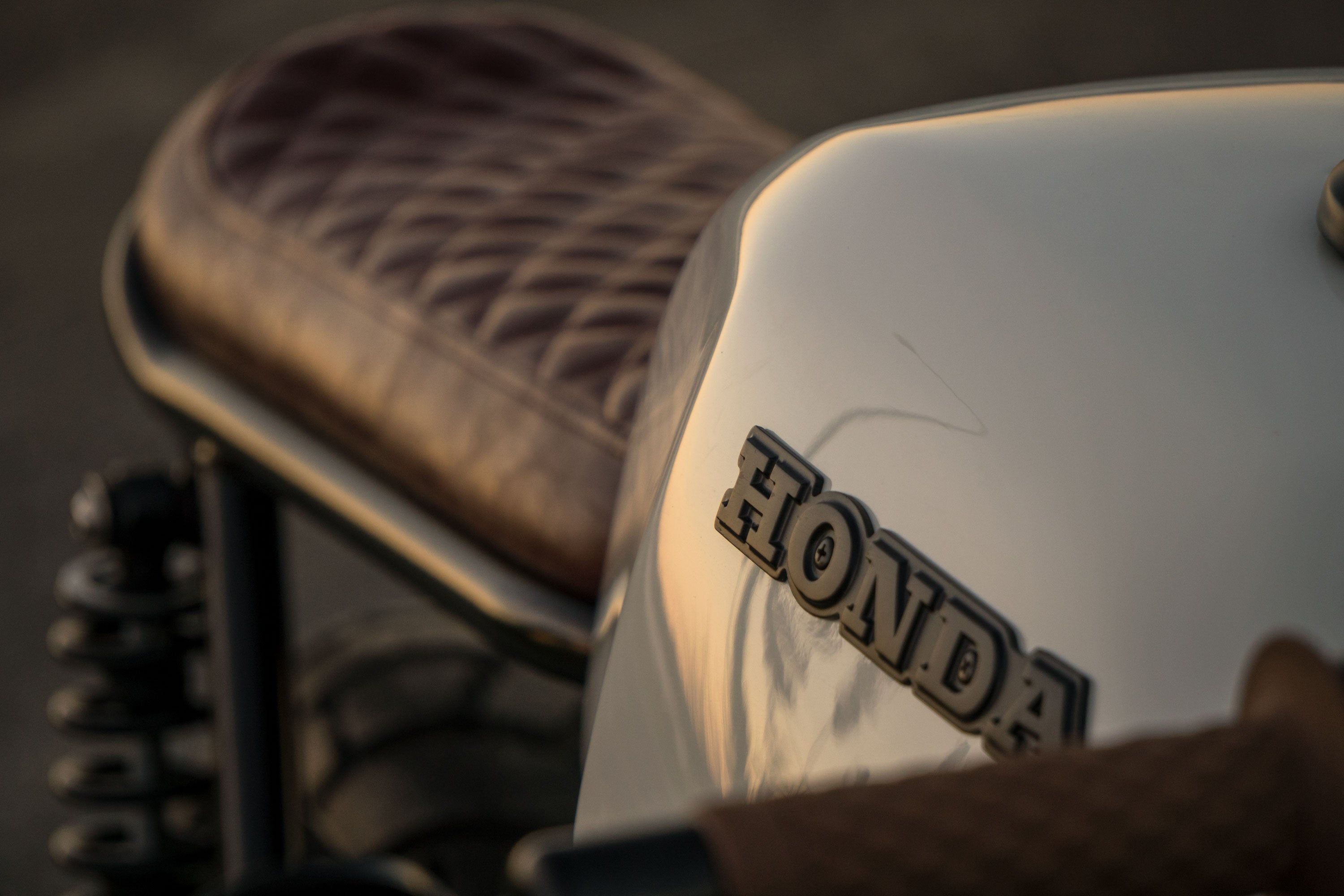 1978 Honda CX500 Cafe racer scotch and iron