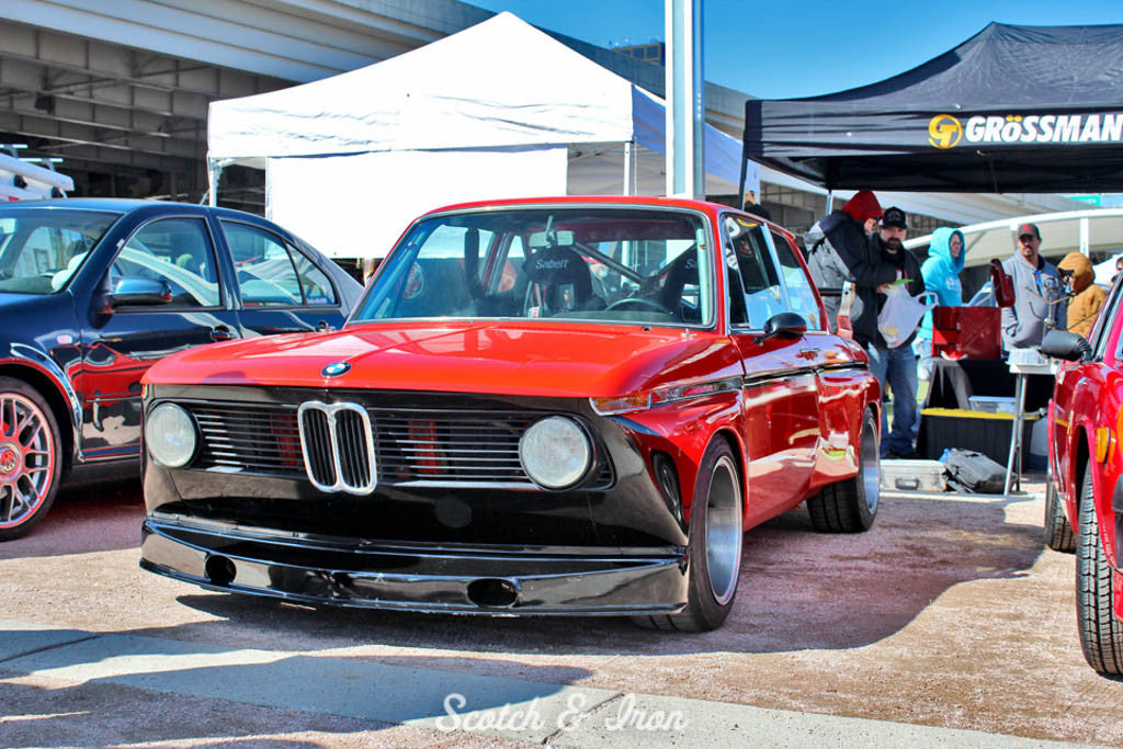 wide body bmw race car