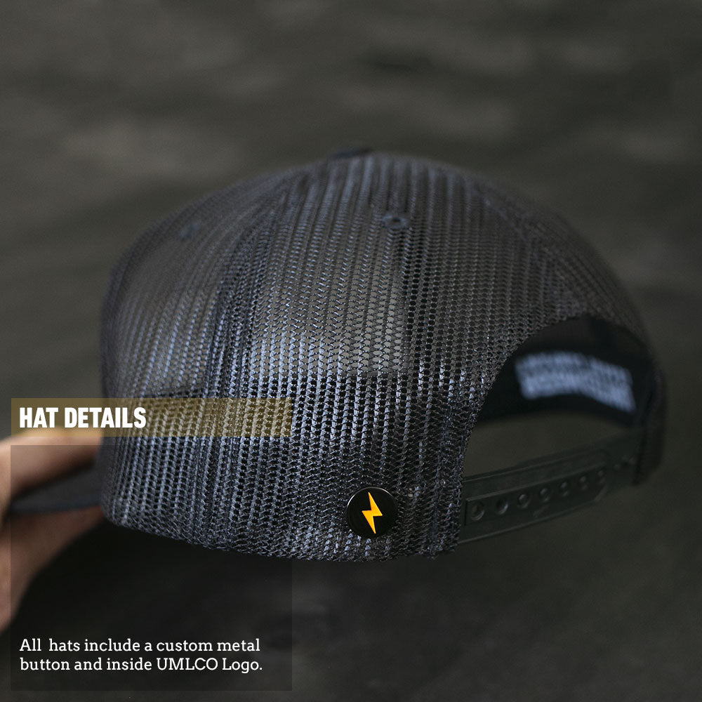 Gentleman's Badge Trucker