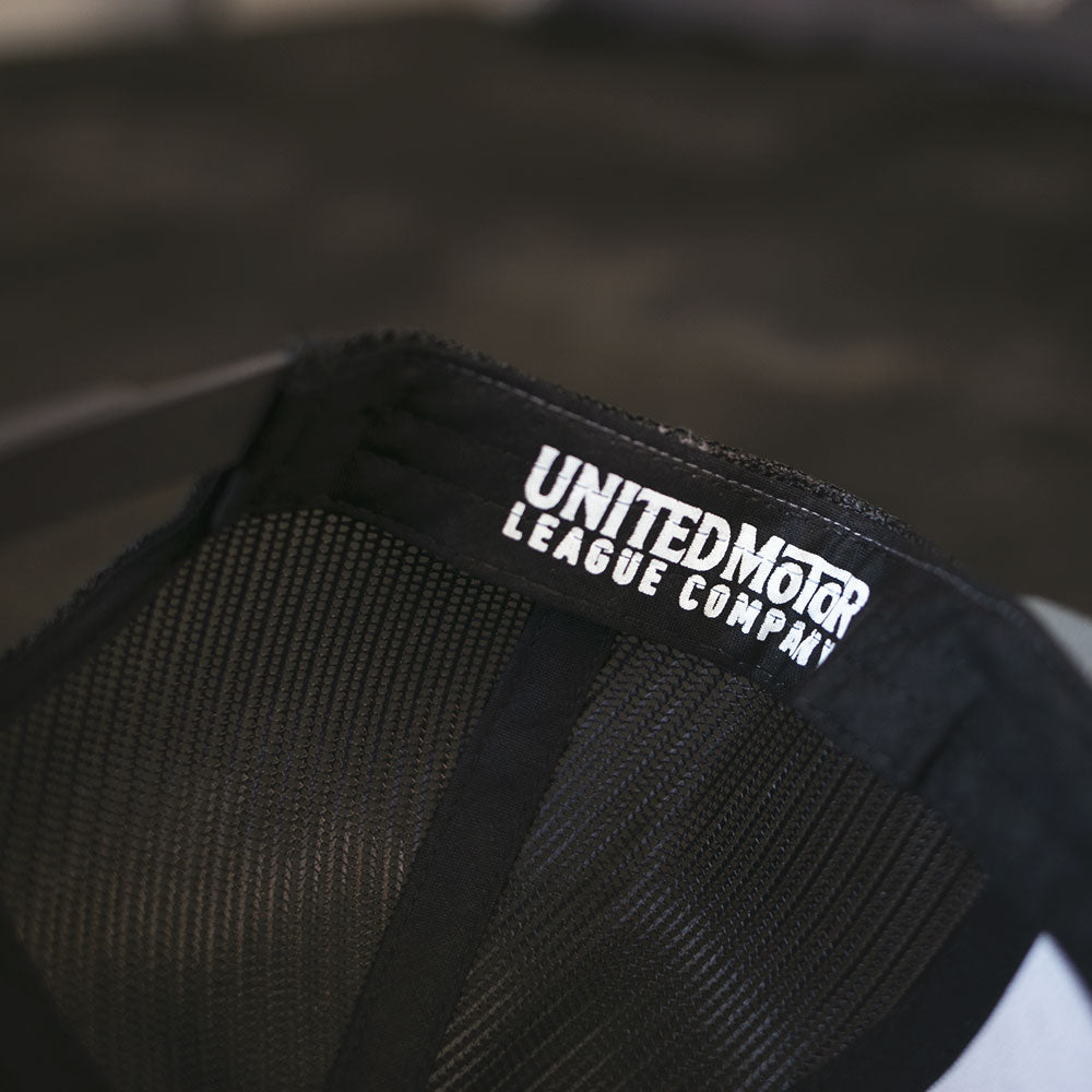 United By Motors Padded Trucker