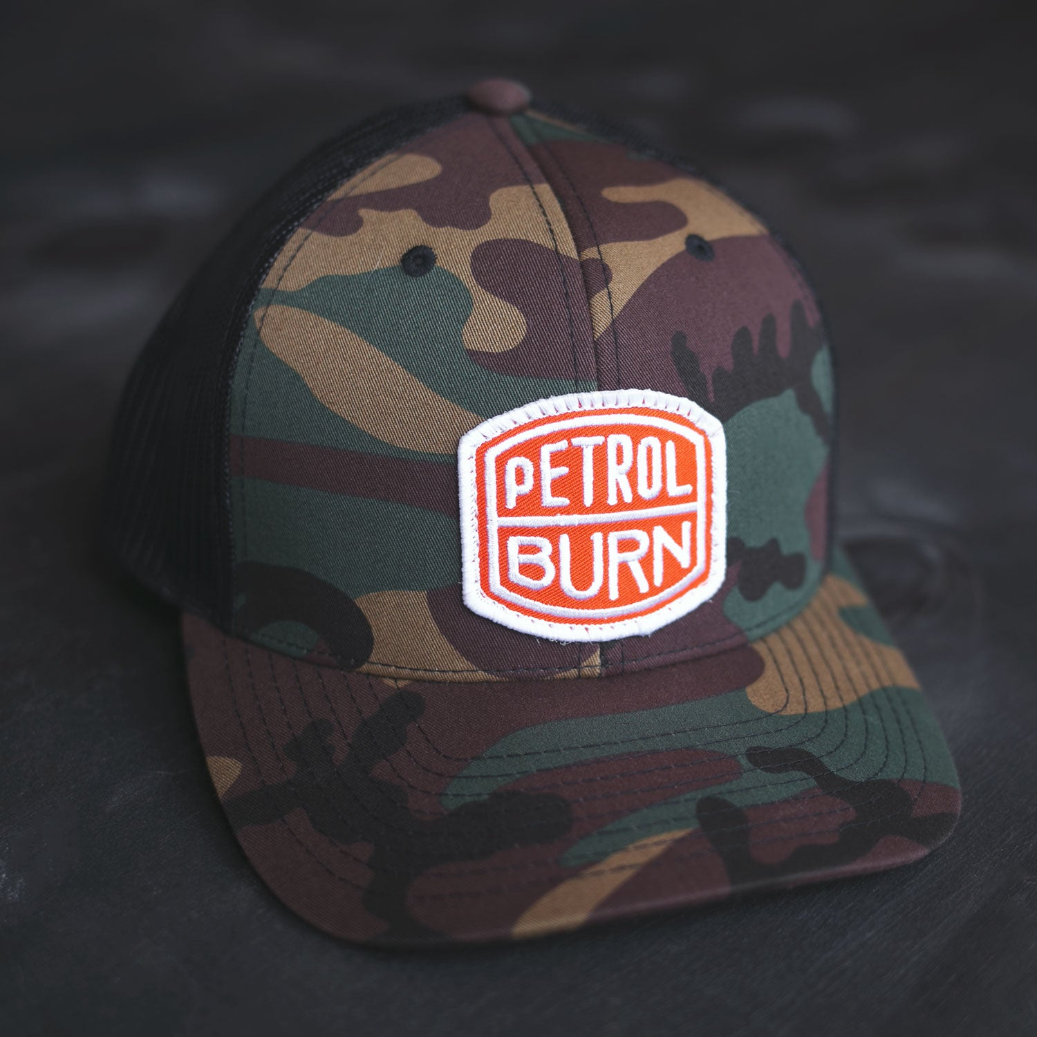 OG Badge Curved Camo