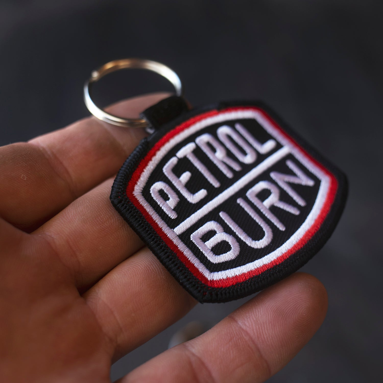 OG Badge Embroidered Key Fob