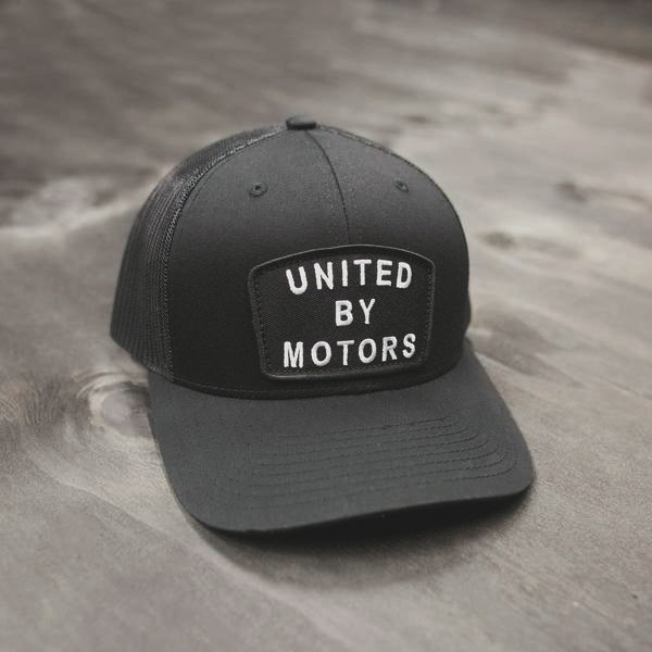 united by motors mens motorcycle hat from scotch and iron