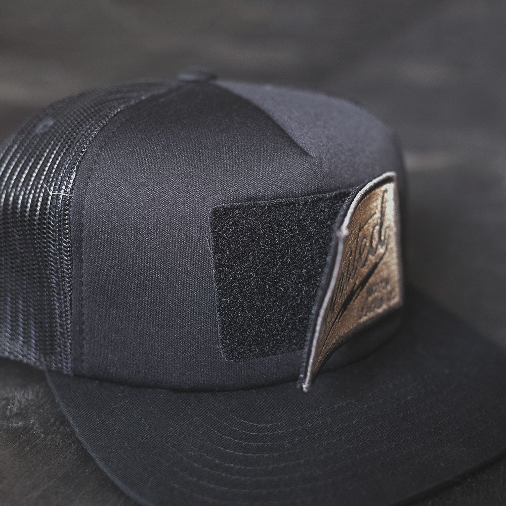 united motor league velcro patch hat