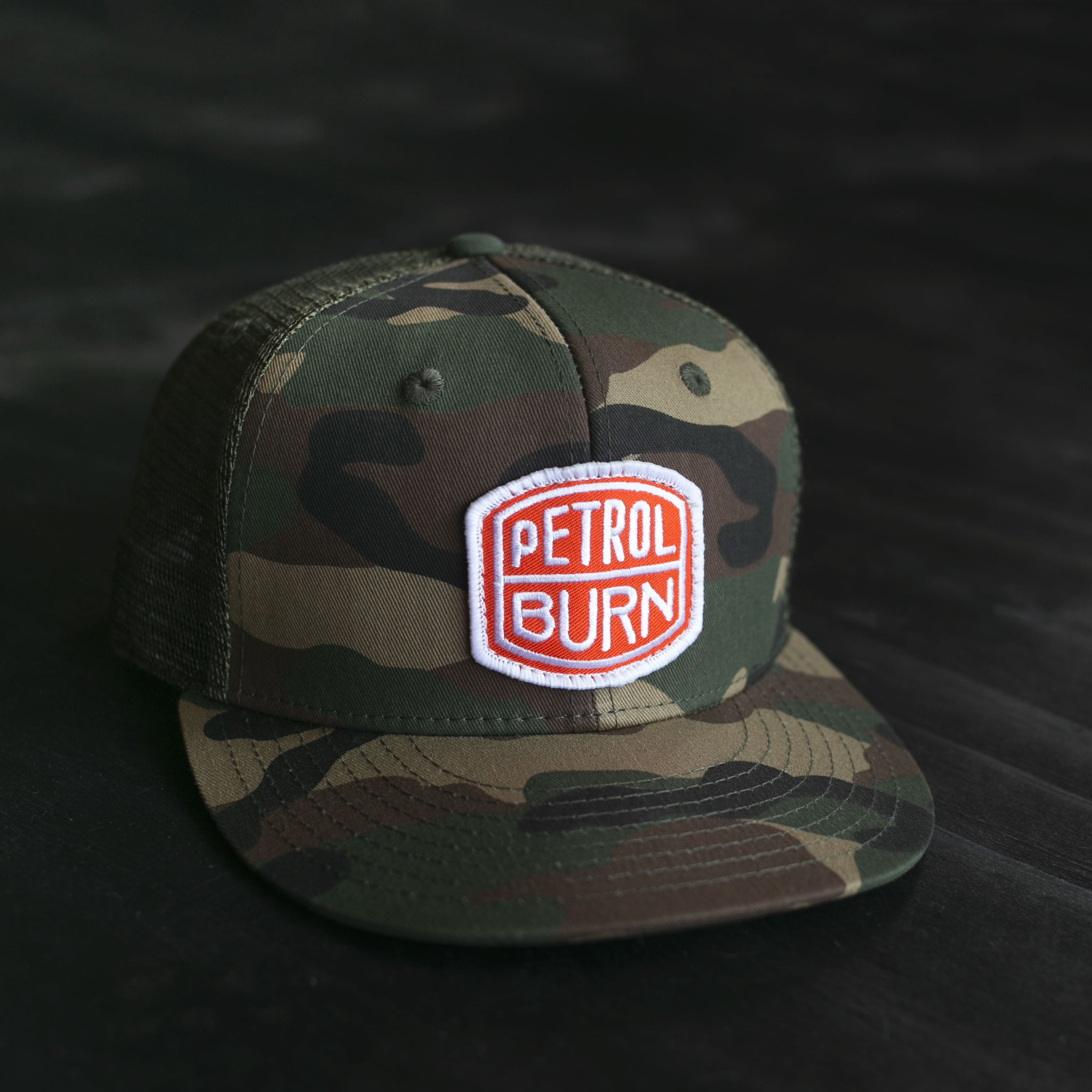 OG Badge Camo Trucker
