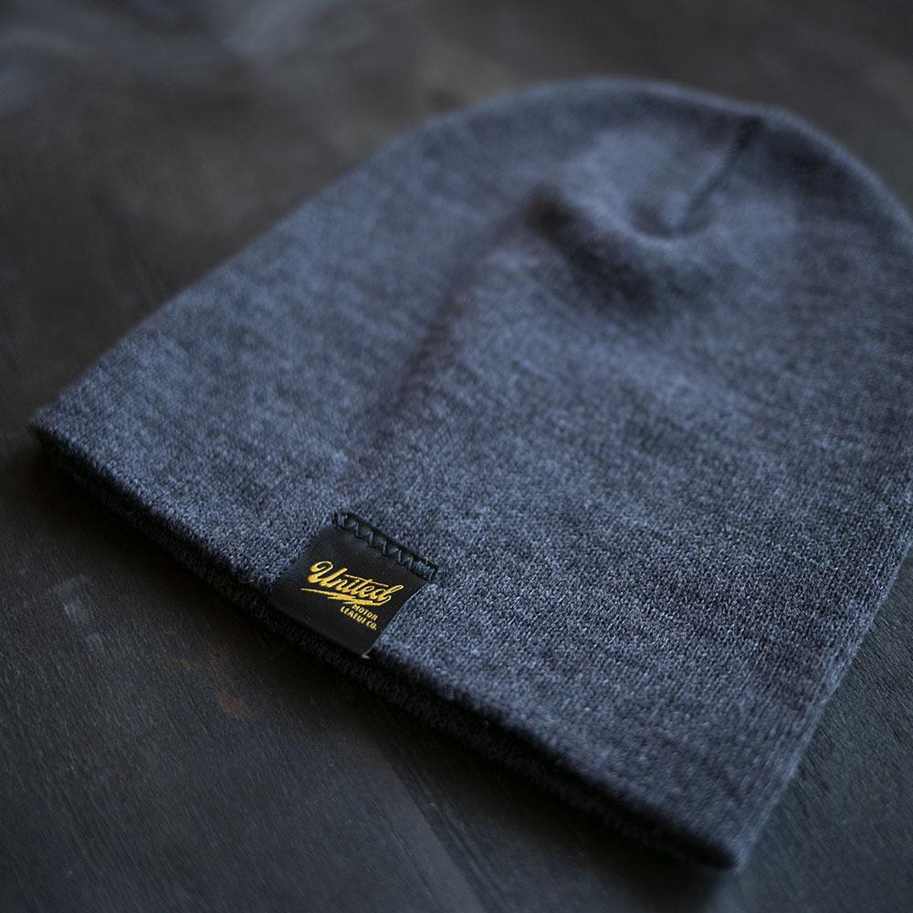 car lifestyle inspired charcoal winter beanie