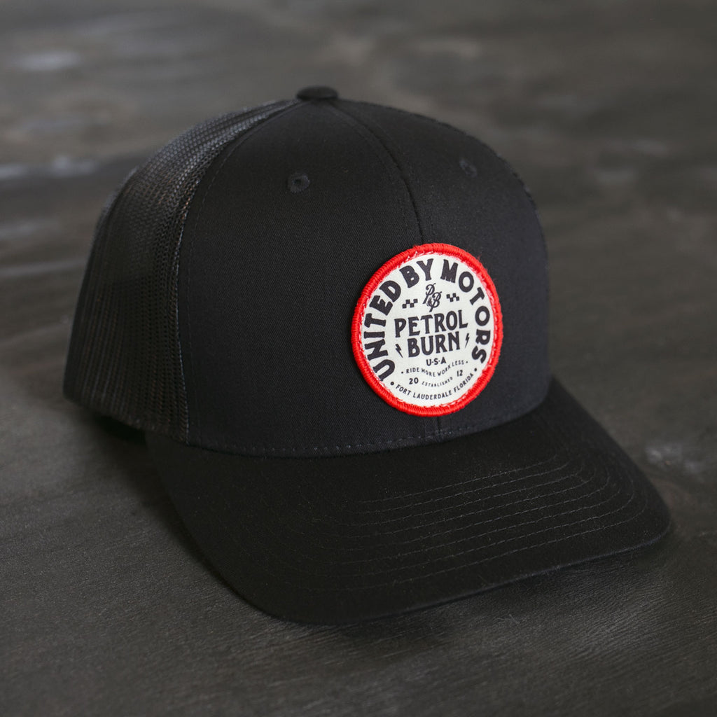 united by motors moto lifestyle hot rod lifestyle hat
