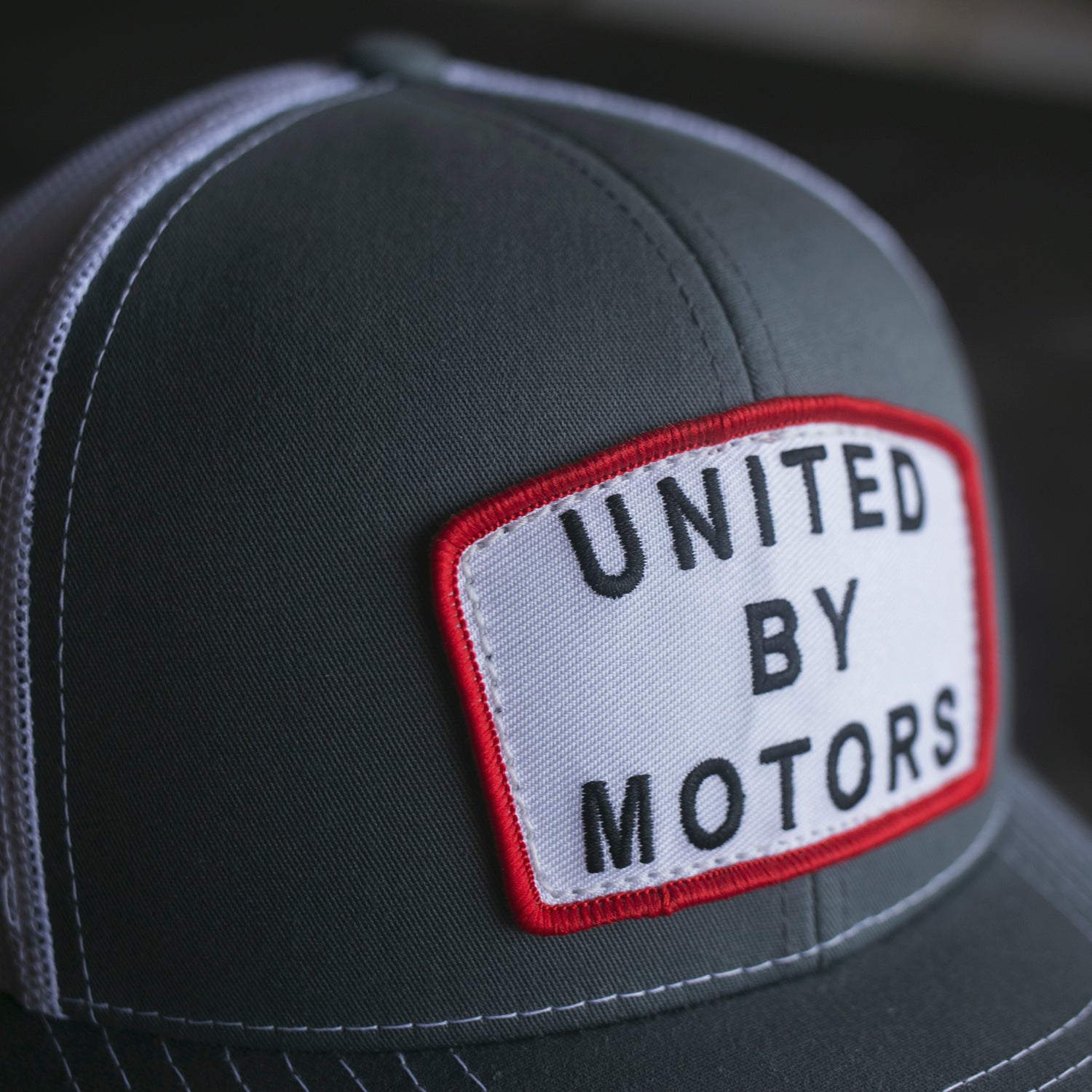 petrol burn united by motors hat